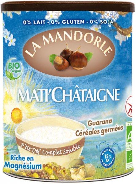Frühstück mit Kastanie (Mati Châtaigne) - Bio - 400g
