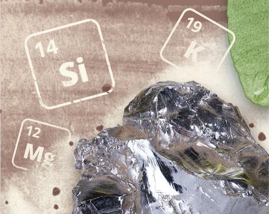 Basische Mineralstoffe