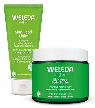 Geschenkset Skin Food - Weleda
