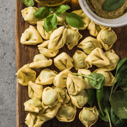 Tortellini Gemüse - D'Angelo - Bio - 250g