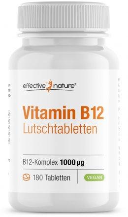B12-Lutschtabletten - 180 Stk.