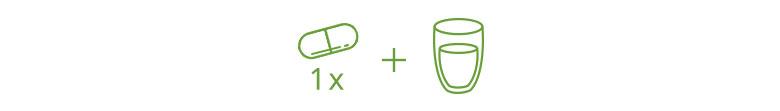 Verzehrempfehlung Hanfextrakt&Kurkuma