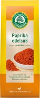 Edelsüsses Paprika-Pulver in Bio-Qualität