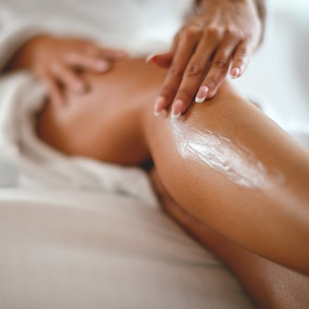 Intimrasur Aftershave mit pflegender Aprikose