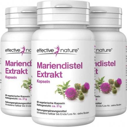 Sparpaket Mariendistel-Extrakt