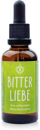 Bitterliebe Tropfen - Bitterstoffe für den Alltag