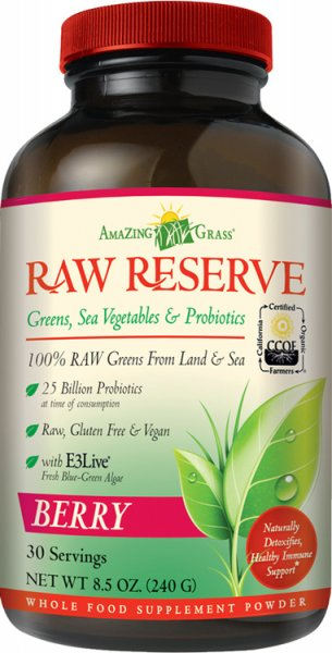 Amazing Grass - Raw Reserve Berry - 240g
