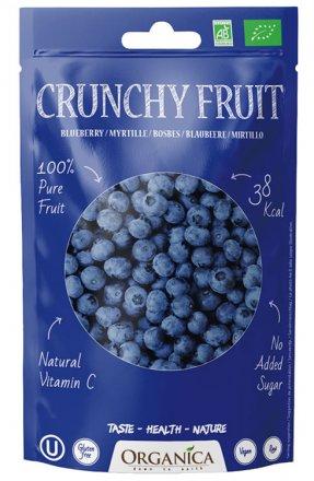 Crunchy Fruit Blaubeeren - Organica