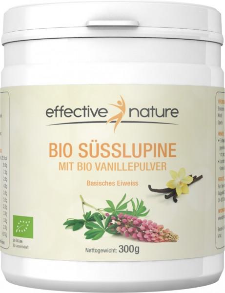 Süsslupine mit Vanille Pulver - Bio