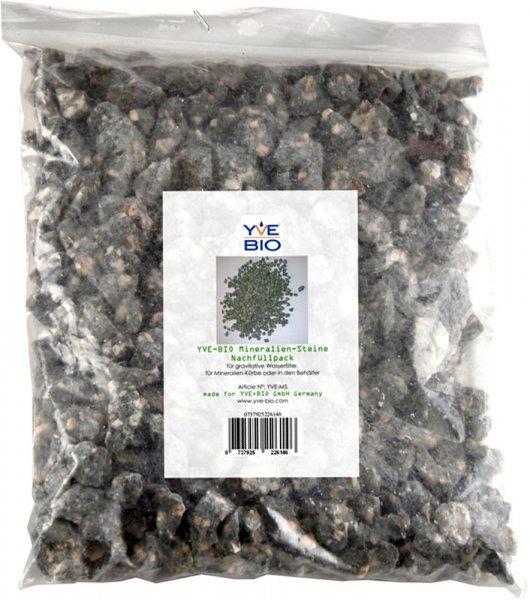 YVE-BIO Mineralien-Steine Nachfüllpack