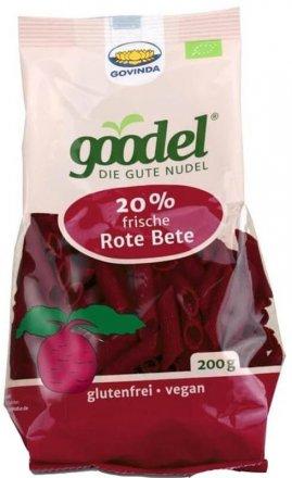Goodel Penne - Nudeln aus Buchweizen und Rote Bete