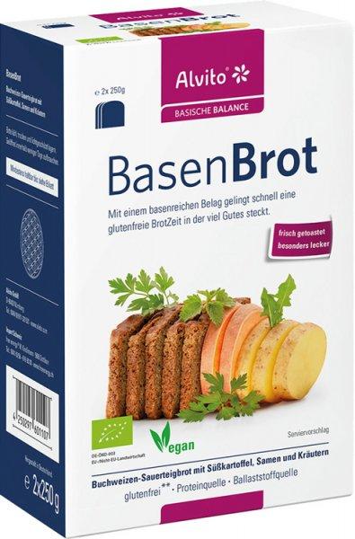 BasenBrot - Bio - 500g