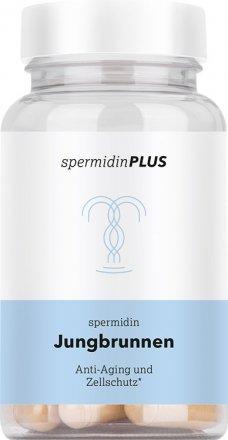"""Spermidin """"Jungbrunnen"""" mit wichtigen Vitaminen und OPC"""