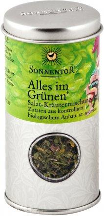 Alles im Grünen - Salatgewürz - Streudose - Bio - 15g