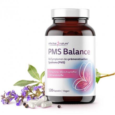 PMS Balance und Omega-3 Forte EPA & DHA