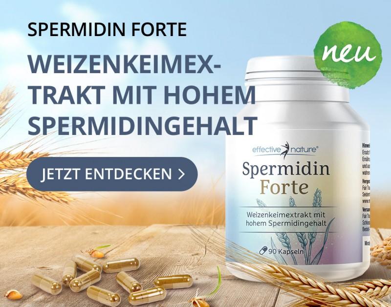 Spermidin Forte