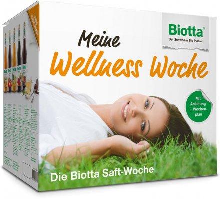 Biotta-Wellnesswoche – die 7-Tage-Saftkur für Ihren Neustart