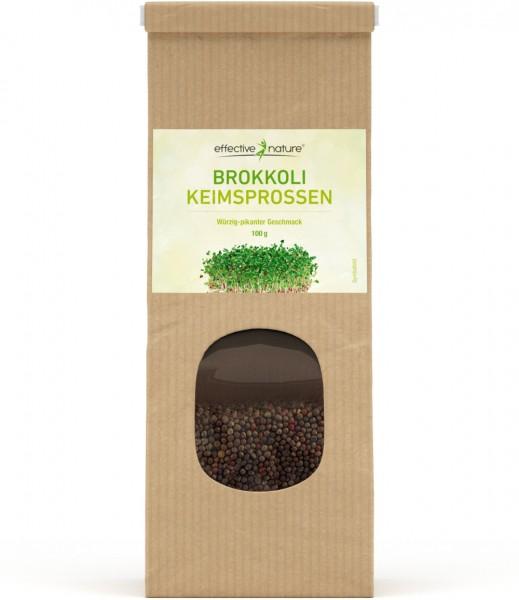 Sprossen Keimsaat Brokkoli - Bio - 100g