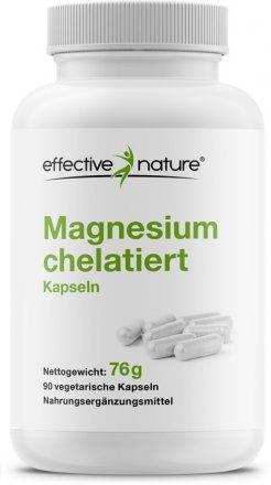 Magnesium chelatiert Kapseln - 90 Stk. - 54g