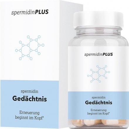 Spermidin Gedächtnis Kapseln - 60 Stk. - 43g
