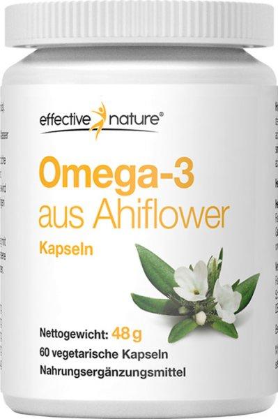 Ahiflower-Öl Kapseln – 60 Stk. - 48g