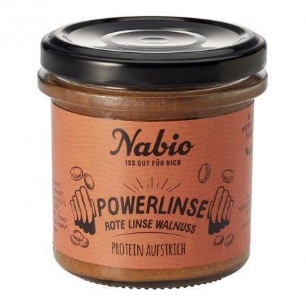 Protein-Aufstrich Rote Linse Walnuss Dattel - Nabio - Bio - 140g