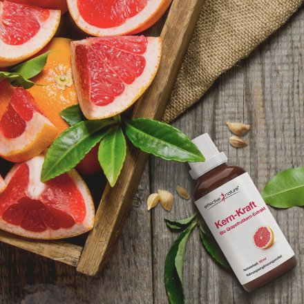 Grapefruitkernextrakt - Bio - 50ml