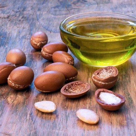 Natives, ungeröstetes Arganöl in Bio-Qualität