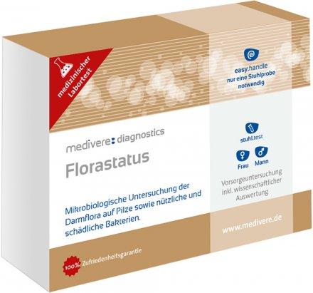 Florastatus - Stuhltest