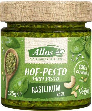 "Hof-Pesto ""Basilikum"""