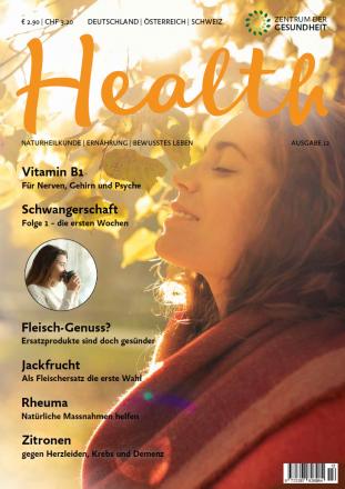 Health Magazin - 12. Ausgabe - Elektronisch