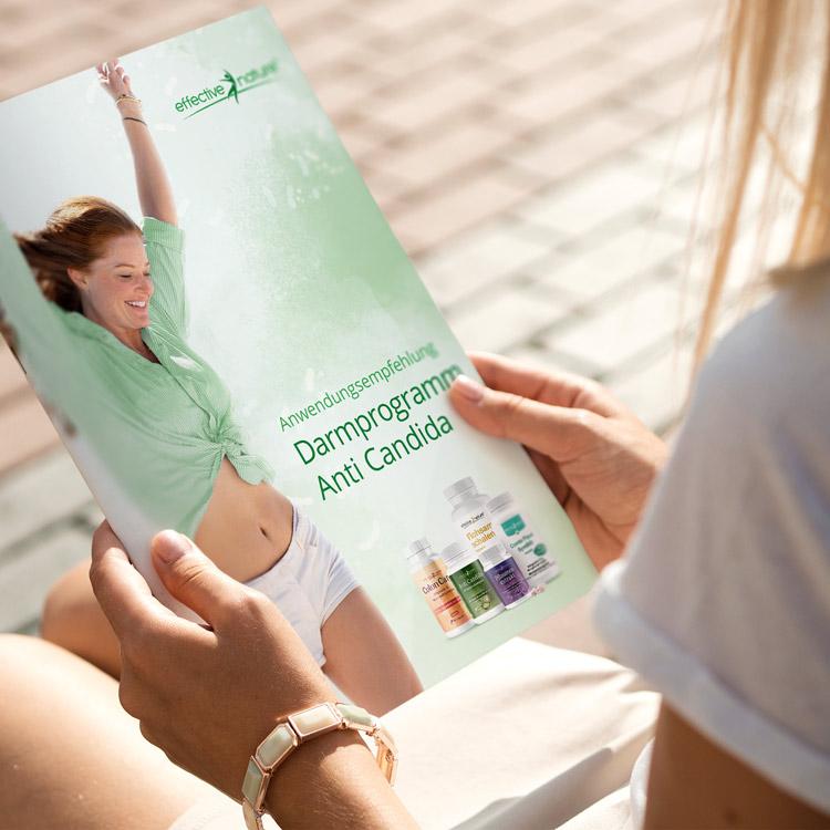 Das neue Darmprogramm Anti Candida