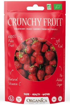 Erdbeeren gefriergetrocknet - Organica