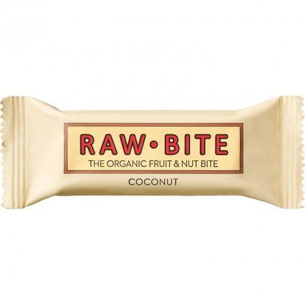 Rawbite Coconut - Leckerer Bio-Fruchtriegel