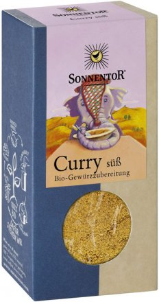 Curry süss - Bio - 50
