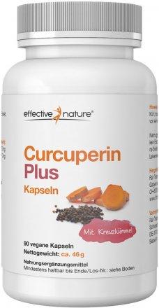 Curcuperin Plus Kapseln - 90 Stk. - 46g