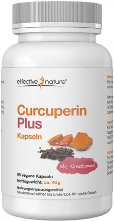 Curcuperin Plus - 90 Kapseln