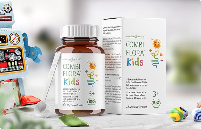 Combi Flora Kids von effective nature