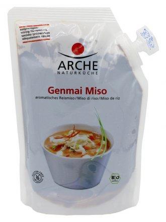 Genmai Miso - Arche - Bio - 300g