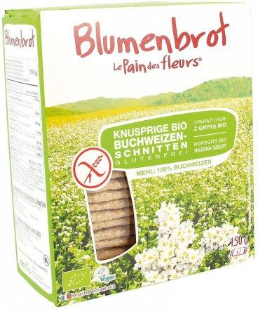 Glutenfreies Bio-Brot aus Buchweizen