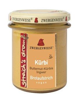 Streich's drauf Kürbi - Kürbis & Ingwer