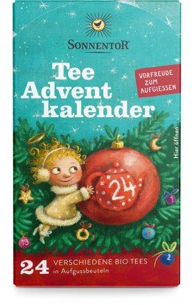 Tee-Adventskalender - Bio