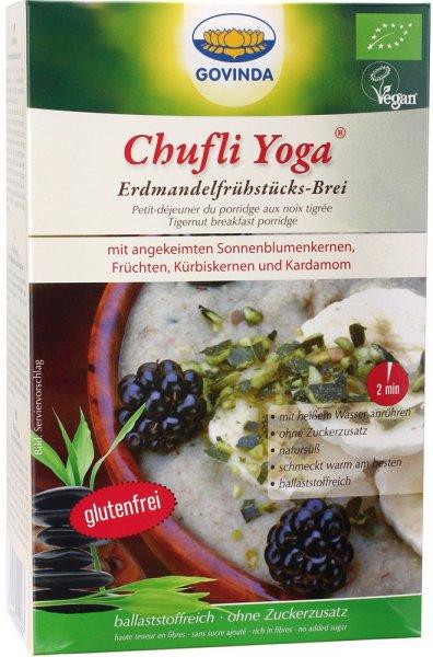 Erdmandelfrühstück Chufli Yoga - Bio - 500g