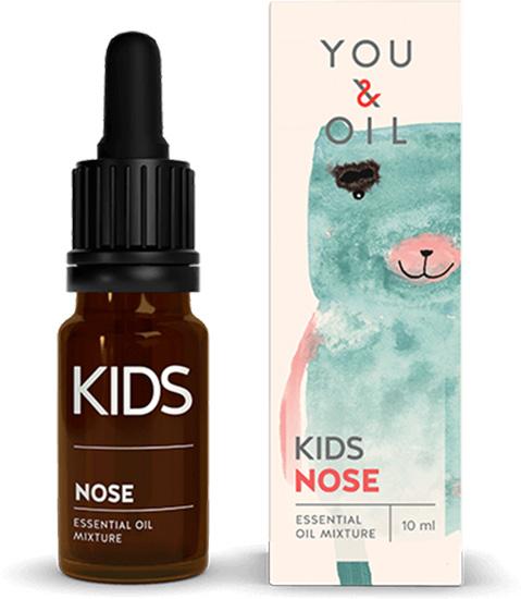 Kids-Öl Nase