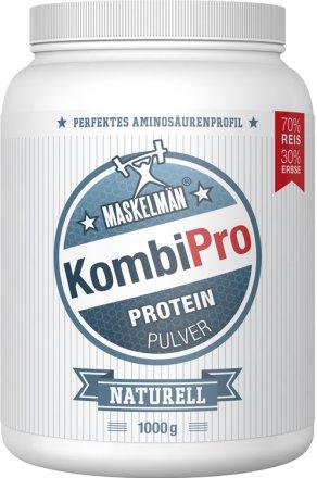 Maskelmän Kombi-Pro - Protein Pulver - 1000g