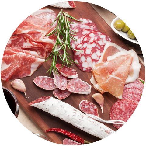 Fleischprodukte und Histaminintoleranz