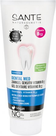 Dental Med - Zahngel sensitiv mit Vitamin B12