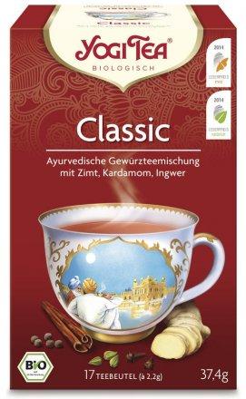 Yogi Tea Classic - Bio - 37.4g