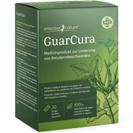 GuarCura - Medizinprodukt zur Linderung von Reizdarmbeschwerden