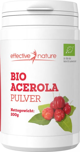acerola pulver 100 nat rliches vitamin c pulver kaufen myfairtrade. Black Bedroom Furniture Sets. Home Design Ideas